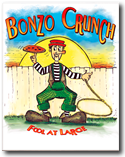 Bonzo Crunch coloring book